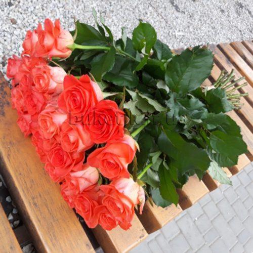 Фото товару 21 троянда «Вау»