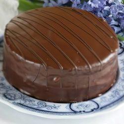 фото товару Торт шоколадний